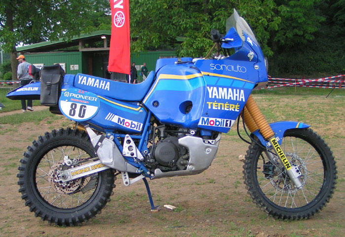 Yamaha Xt Plastics