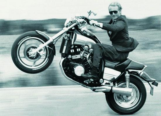 Yamaha Warrior  Wheelie