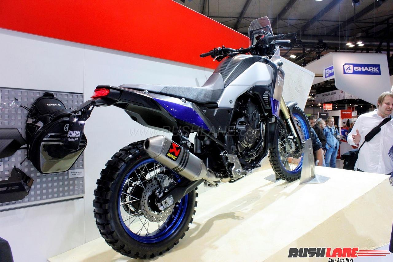 Yamaha Raid Edition