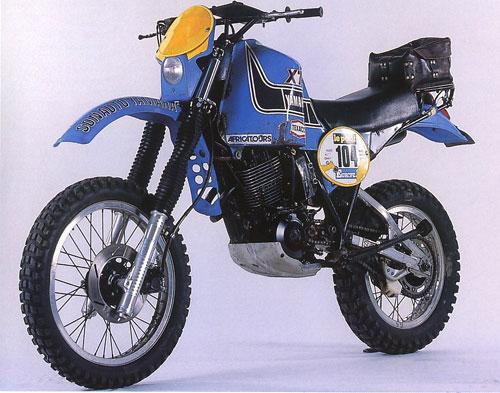 Yamaha Tt Re
